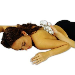 massage glove for deep tissue massage and cellulite removal