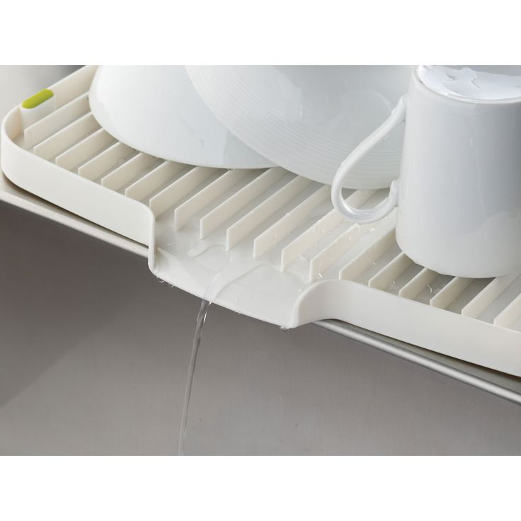 Egouttoir à vaisselle Flip - Égouttoir réversible Blanc Flip - Égouttoir réversible Blanc