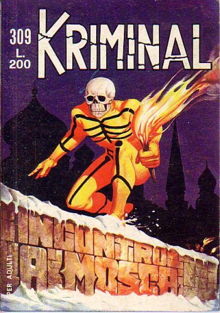 Kriminal (Volume) - Comic Vine