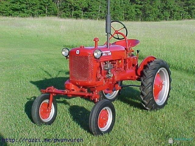 1948 Farmall Cub : Ihc farmall cub farm tractor ready to go work