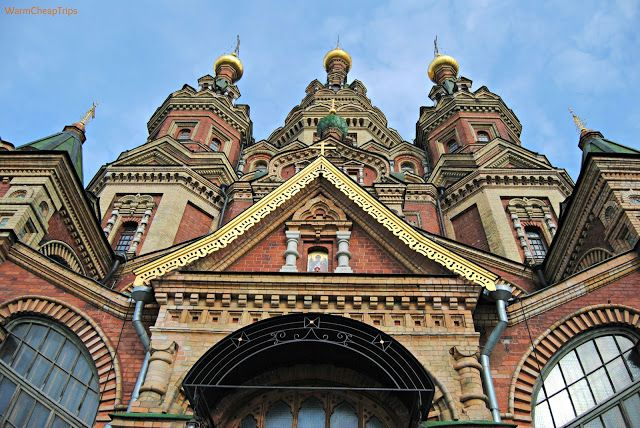 Chiesa dei Santi Pietro e Paolo a Peterhof