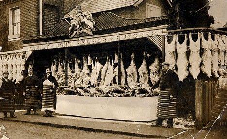Bedser Brothers Butcher Shop