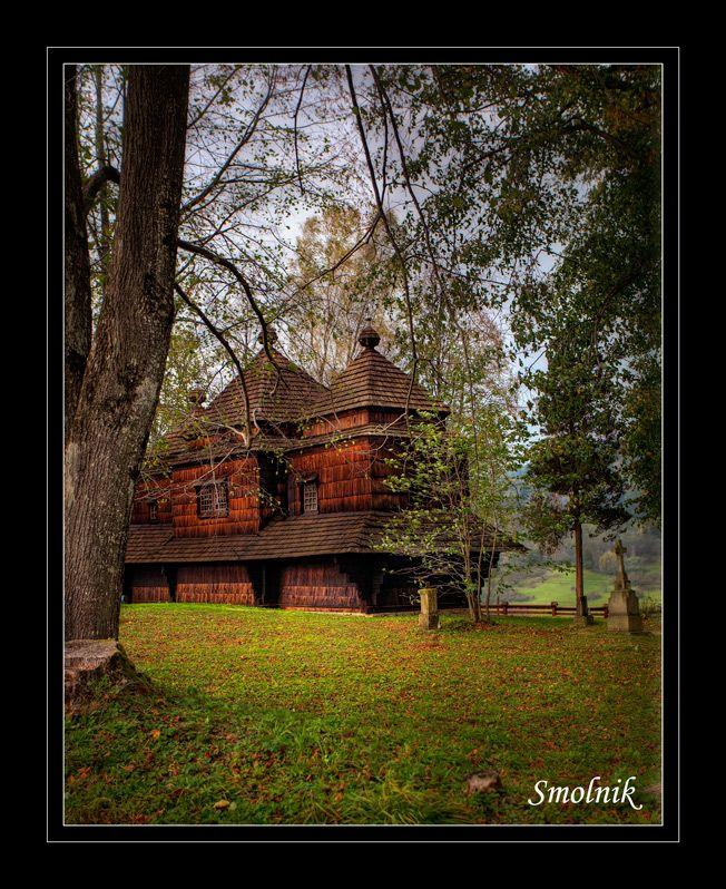 Orthodox church in Smolnik