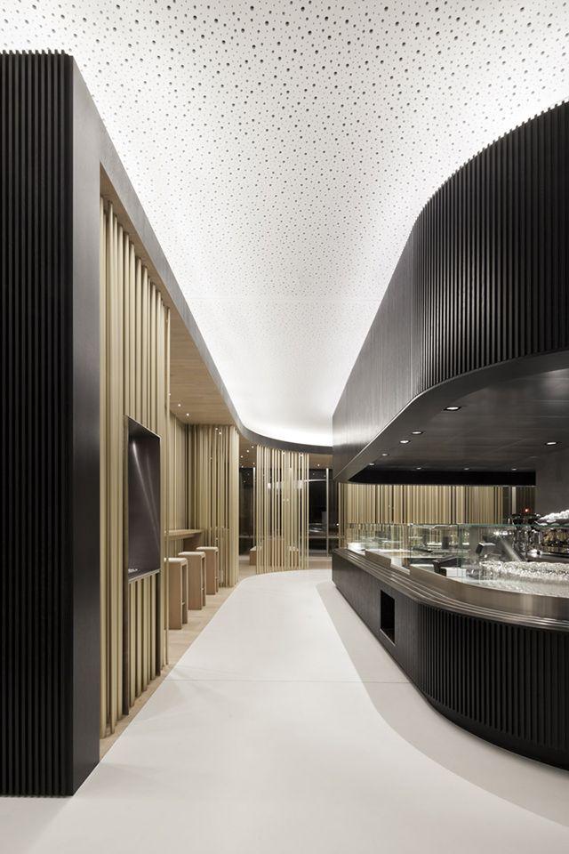 Restaurant Tour Total,Berlin |  Wollenberg Architekten