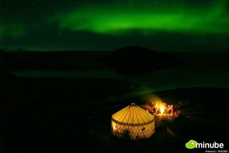 Nuuk, Groenlandia.