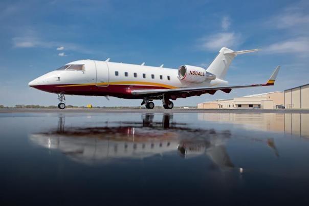 Ingeniería Con Pasión, Bombardier Challenger 604 del 2002, Puesto a la Venta por $11,900,000