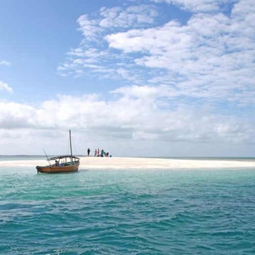 Immerse yourself in a tropical paradise as you run your fingers through fine white beach sand on Mozambique's extensive palm fringed coastline.