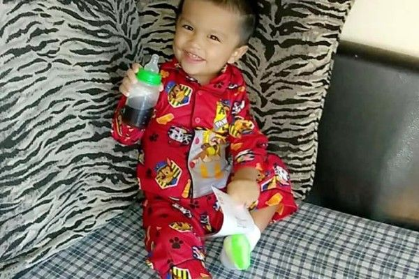 My 21 month old grandson Josh Jr. was diagnosed with Pilocytic Astrocytoma cancer recently, he's had brain surgery and is just started the long process of chemo therapy treatment, 3 times a month for a year or longer. It was not just found in his brain, but also his lower spine gf.me/u/dn7tmj