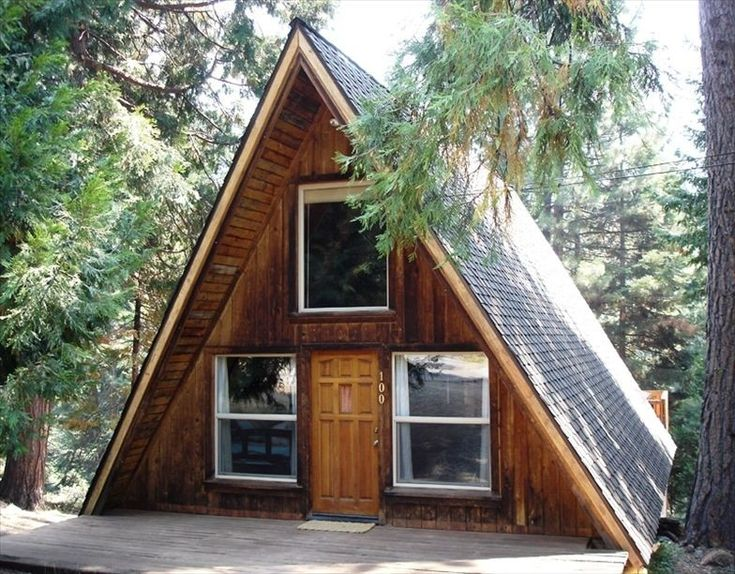 Vintage a frame cabin on lake almanor cove for A frame lake house