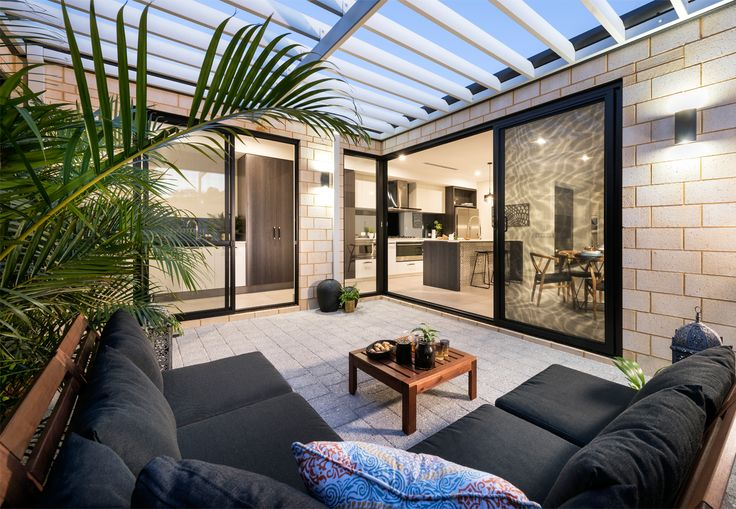 Home Builders Australia   Outdoor   Alfresco   Display Home   New Homes   Home Design   Home Inspiration   Styling