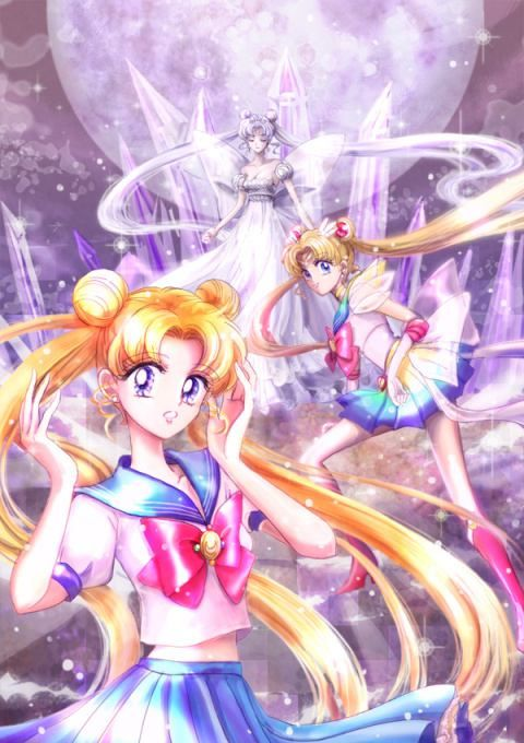 Browse more than 147 Sailor Moon pictures collected by Erika Castillo Mendez and make your own Anime album.