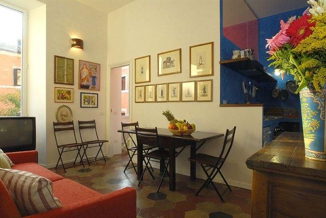 Rome Apartment Monti