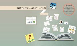 I have evaluated this amazing Project, called The Global Read Aloud, in which books are used to connect people! Have a look at this Prezi Presentation ;)