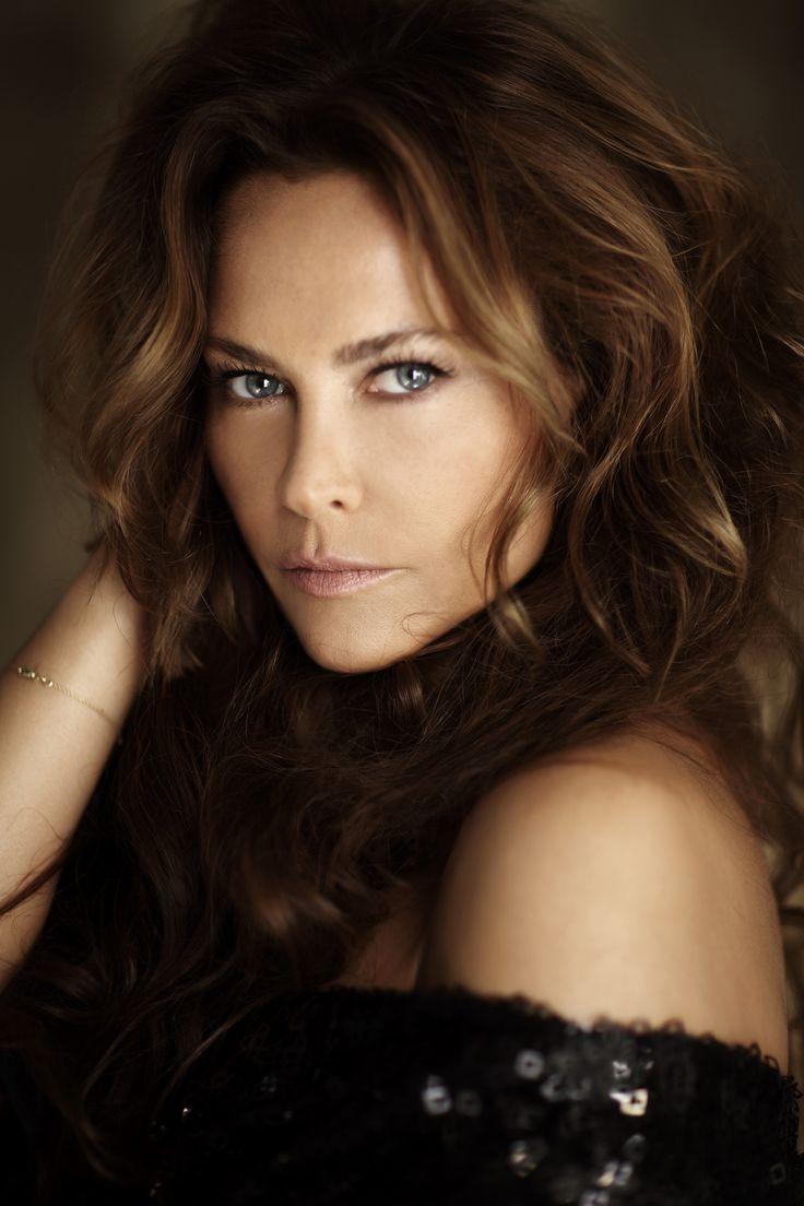 Hülya Avşar is a Turkish actress, talk show host, and pop folk singer.