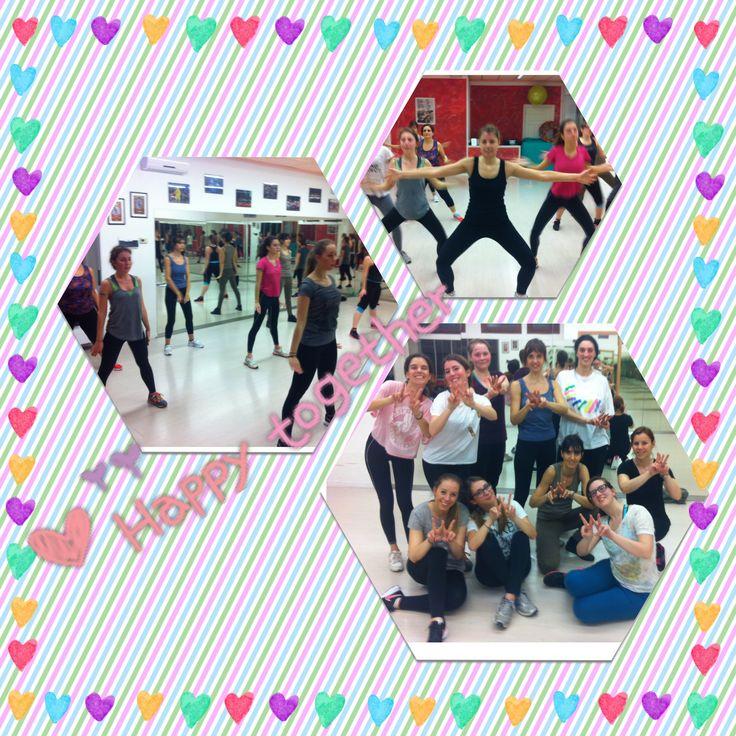 Buona Pasqua dalle Welldancers di Passione Danza !!! E ricorda che dopo la colomba e la grigliata puoi rimetterti in forma con noi ogni lunedì e giovedì alle 19.30 presso Scuola di Ballo Passione Danza a Parabiago.