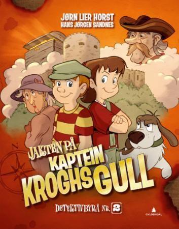 Jakten på kaptein Kroghs gull