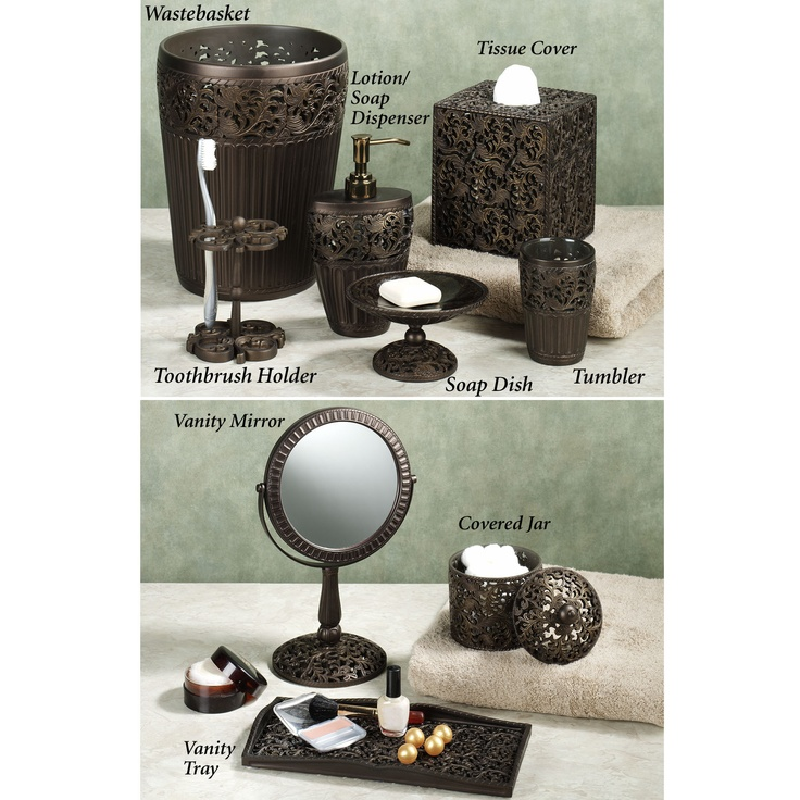 Marrakesh Bath Accessories By Croscill Retail Therapy Pinterest