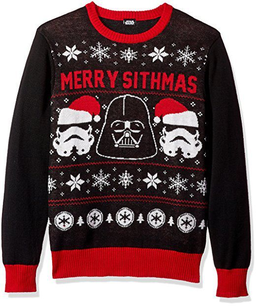 Star Wars Merry Sithmas Ugly Christmas Sweater