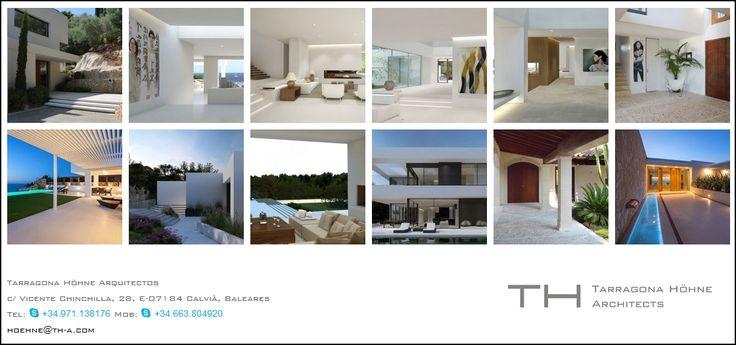 #Architecture #Mallorca - Tarragona Höhne Arquitectos