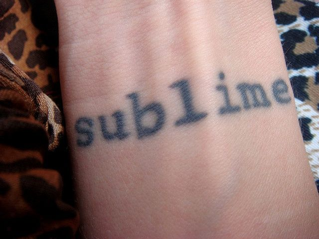 ... piercings tattoo mid trial sublime tattoos forward sublime tattoo