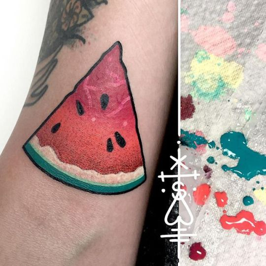 290 best fruits and vegetables tattoos ideas images on pinterest vegetable tattoo tattoo. Black Bedroom Furniture Sets. Home Design Ideas
