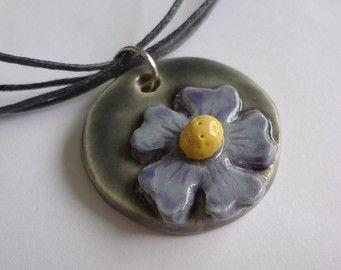 Popular items for ceramic flower on Etsy