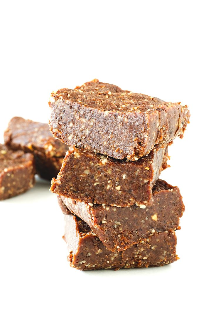 Easy Raw Vegan Brownies