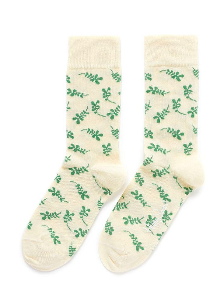 HAPPY SOCKS - Twig socks | Multi-colour Socks | Womenswear | Lane Crawford - Shop Designer Brands Online