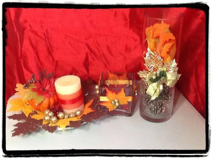 Diy  Decoracion para el Dia de Accion de Gracias.Thanksgiving.BY ITzomex