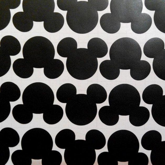 die besten 25 mickey maus aufkleber ideen auf pinterest. Black Bedroom Furniture Sets. Home Design Ideas