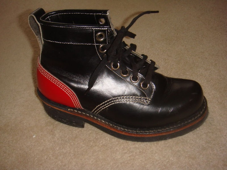 They are Awesome DAYTON BOOTS!  Yes, I have the Shoe Gene.