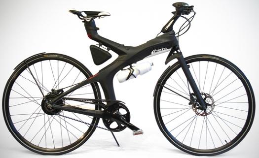 """Orcinus e-bike"": a bicicleta inspirada na orca"