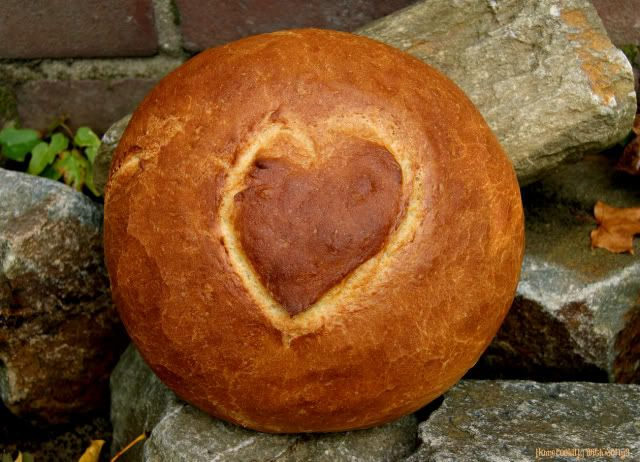 Showing the love for bread baking