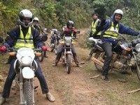 Ho Chi Minh Trail Motorbike Tours  http://www.indochinamotorbiketours.com/vietnam-motorbike-tours-on-ho-chi-minh-trail.html