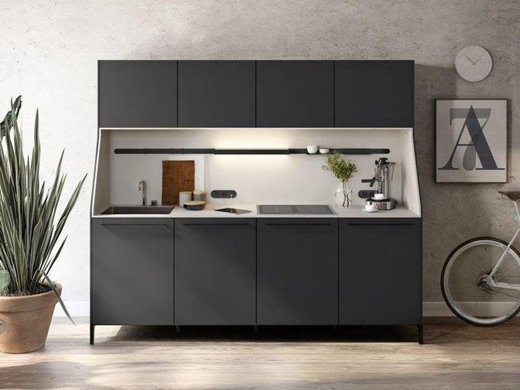 Cucina buffet con funzioni integrate URBAN SieMatic 29 by SieMatic design KINZO