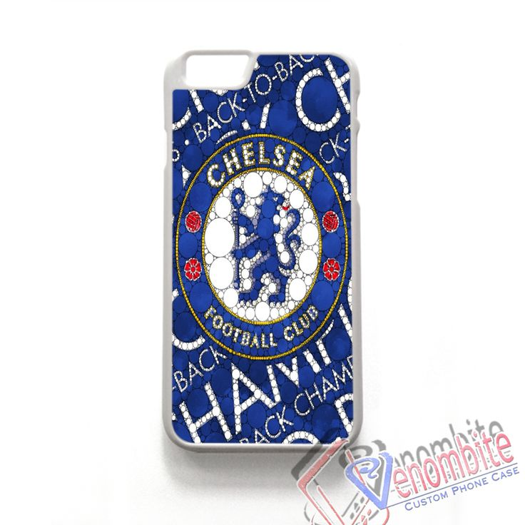 Chelsea FC Logo Case iPhone, iPad, Samsung Galaxy & HTC One Cases
