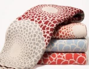 In2Green Eco Zinnia Blanket - BL01Z - Blankets & Throws - Bed & Bath
