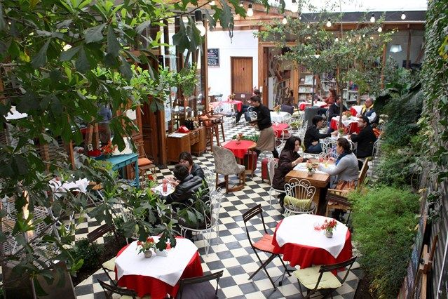 Barrio Italia: Santiago's neighbourhood on the up