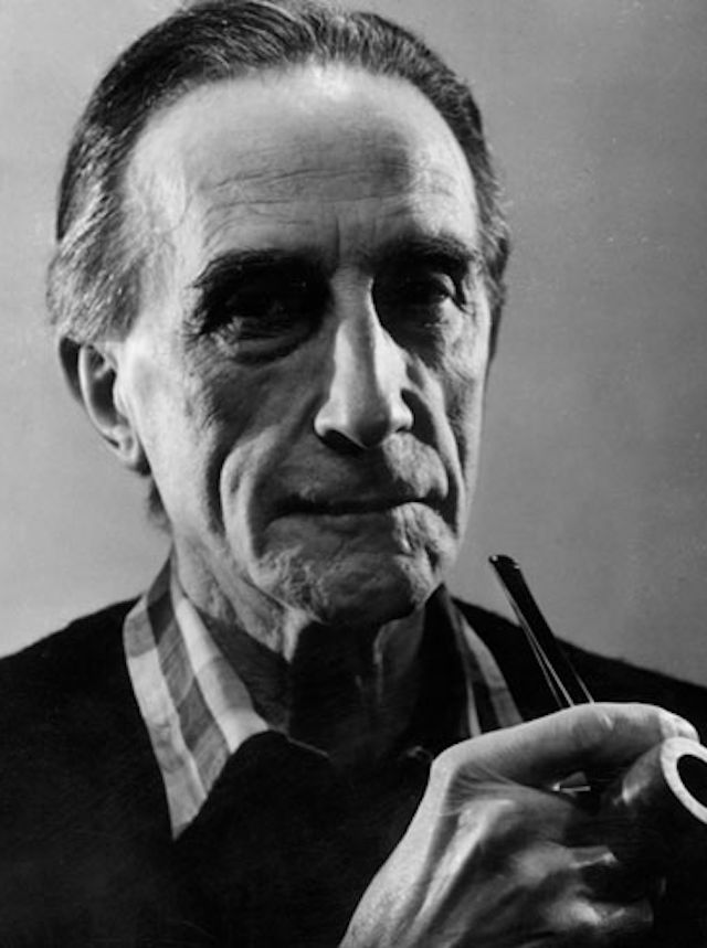 """""""I don't believe in art. I believe in artists."""" - Marcel Duchamp"""