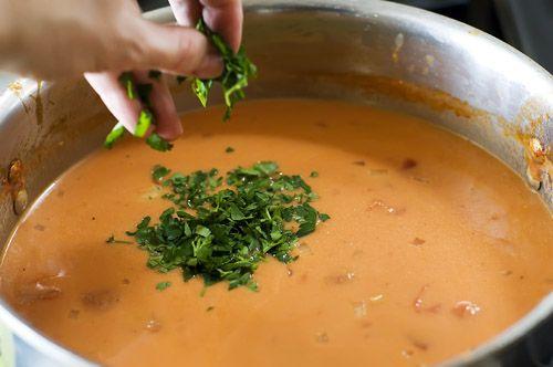 tomato soup roasted tomato soup egyptian tomato soup roasted tomato ...
