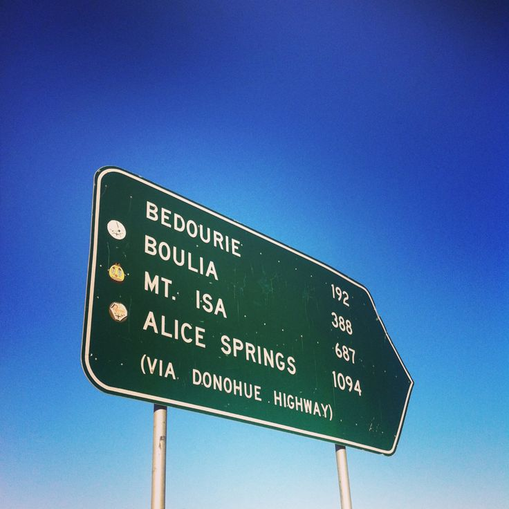 Birdsville and the Simpson Desert - I remember this on way to Alice Springs (: