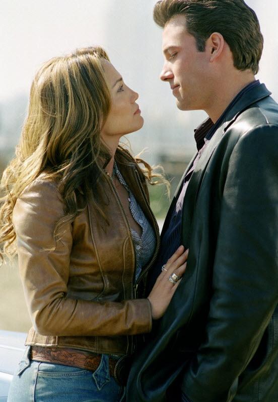 Jennifer Lopez & Ben Affleck in Gigli