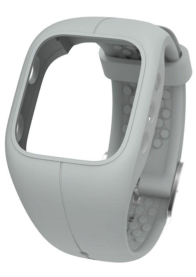 POLAR Armband zum Wechseln, »A300 Storm Grey«, Fitnessgeräte, 417203-0 Jetzt bestellen unter: https://mode.ladendirekt.de/damen/schmuck/armbaender/sonstige-armbandaender/?uid=8575b514-c9bc-5190-937b-b1f9af95e400&utm_source=pinterest&utm_medium=pin&utm_campaign=boards #sonstigearmb #schmuck #armbaender #aender