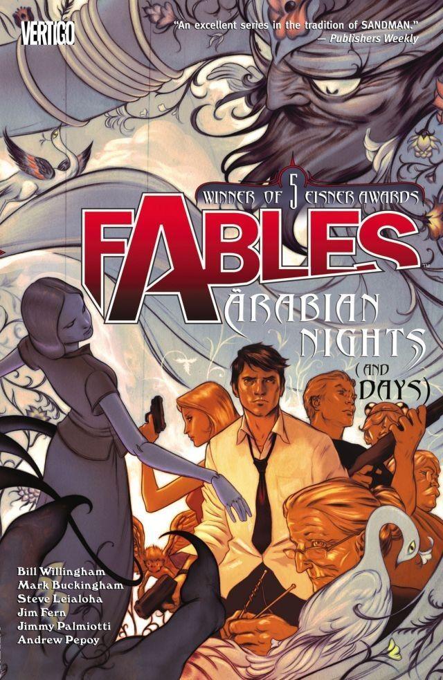 FABLES VOL. 7: ARABIAN NIGHTS (AND DAYS) | Vertigo Comics