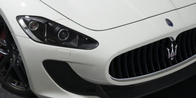 New Maserati sports car set to debut at 2012 Paris motor show |