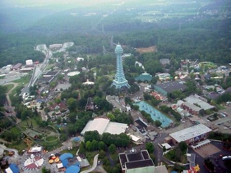 Both have the Fast Lane roller coaster, and Dinosaur's Alive for kids, as well as Soak City (in both Kings Island and Cedar Point's water park). outside Cincinnati.