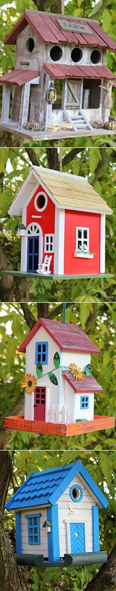 Bird feeders - lovely!!!