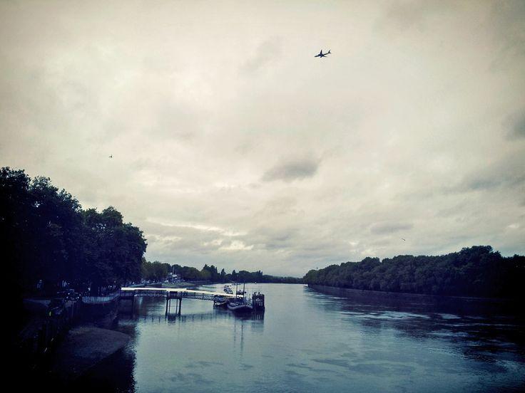 Putney, river Thames