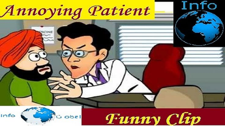 Funny Doctor and Patient Video | Comedy Clips 2018 | Urdu/Hindi