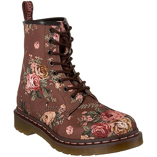 These are just pretty ... Dr. Martens 1460 8 Eye Boots